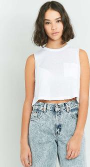 Cooperative By Urban Outfitters , Urban Outfitters Grey Marl Tank Top