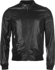 Guess , Superlight Pu Jacket Mens