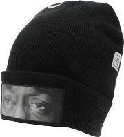 Cayler And Sons , Eyes On Me Cuff Beanie Hat