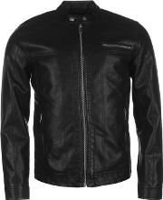 Only And Sons , Nicky Pu Jacket Mens
