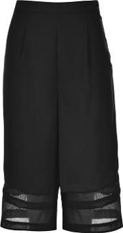 Rock And Rags , Mesh Culottes