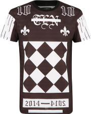 Systvm , Chess Print T Shirt