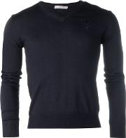 Versace Collection , Neck Jumper