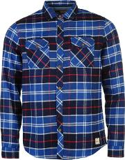 Soulcal , Cal Flannel Check Shirt