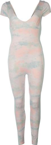 Usa Pro , Aop Unitard Ladies