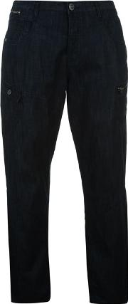 Crafted , Zip Mens Jeans