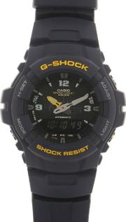 Casio , Mens G Shock Antimagnetic Alarm Chronograph Watch