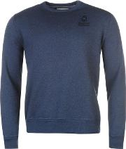 Franklin And Marshall , Italy Crew Neck Sweater