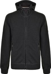K100 Karrimor , Lath Zip Thru Hooded Sweatshirt