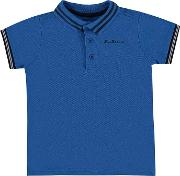 Ben Sherman , 66t Short Sleeved Juniors Polo Shirt