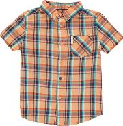Ben Sherman , 06j Short Sleeve Shirt Infant Boys