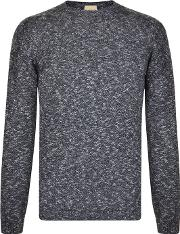 Dkny , Pattern Knitted Jumper