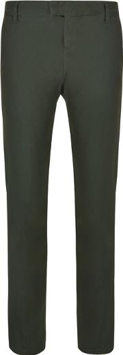 Dkny , Fit Casual Trousers