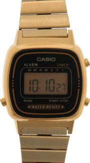 Casio , Collection Alarm Watch Ladies