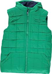Puffa , Hood Gilet Junior Boys