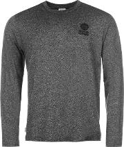 Franklin And Marshall , Jersey T Shirt Long Sleeve