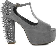 Jeffrey Campbell , Foxy Spike Shoes