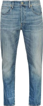 G Star , 3301 Loose Mens Jeans