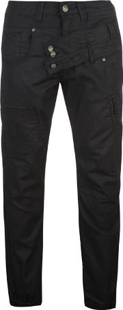 883 Police , Lancia Cuffed Mens Jeans