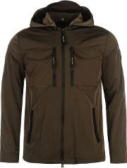 Marshall Artist , Nylon Rain Jacket
