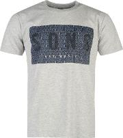 Only And Sons , Maxus Logo T Shirt Mens