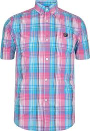 Marshall Artist , Sleeved Check Shirt