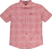 Ben Sherman , 54t Short Sleeved Juniors Shirt