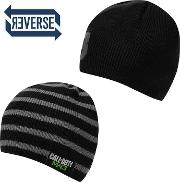 Official , Of Duty Beanie Hat Mens