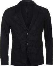 Dkny , Zip Pocket Blazer