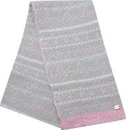Lipsy , Fairisle Ladies Scarf