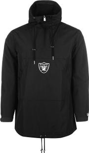 New Era , Remix Ii Oakland Raiders Poncho