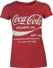 Rock And Rags , Coke Cola T Shirt