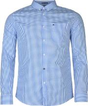Weekend Offender , Hetton Gingham Shirt
