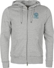 Franklin And Marshall , Italy Zip Hoodie