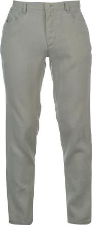 Dkny , Four Pocket Hem Pant Trousers