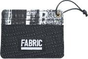 Fabric , Graffiti Card Holder