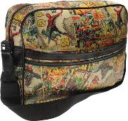 Marvel , Retro Messenger Bag Mens