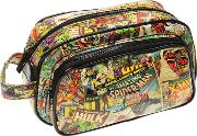 Marvel , Retro Wash Bag Mens