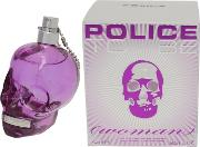 Police , To Be Eau De Parfum Ladies