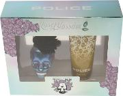 Police , To Be Rose Blossom Set