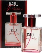Unknown , Tabu Forbidden 50ml Eau De Cologne Ladies