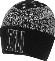 Cayler And Sons , Bumrush Old School Beanie Hat Mens