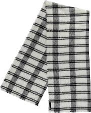 Rock And Rags , Checked Scarf