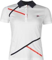 Fila , Paye Polo Shirt Ladies