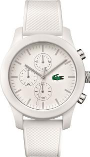 Lacoste , 12.12 Chronograph Watch