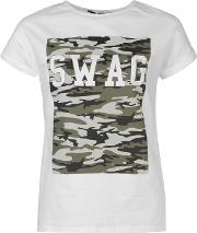 Rock And Rags , Swag T Shirt