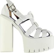 Jeffrey Campbell , F1554 Gladiator Heeled Sandals