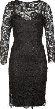 Body Frock , Guipure Lace Dress