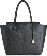Michael Michael Kors , Bonded Leather Mercer Satchel