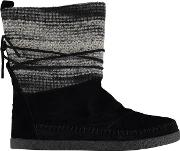 Toms , Nepal Wool Boots